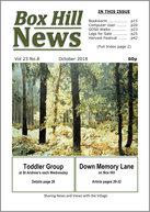 Box Hill News Oct 2018