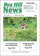 Box Hill News Sep 2018
